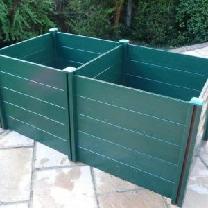 Compost Bin - (Add on) | PVC Compost Bin and Planters | Faster Plastics