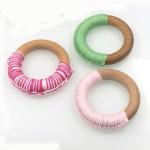 70mm Økologisk bøge Ring
