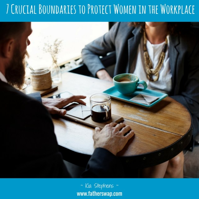 7 Crucial Boundaries to Protect Women in the Workplace