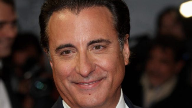 DEAUVILLE, FRANCE - SEPTEMBER 11: US actor Andy Garcia poses for the screening of the movie 'City Island' directed by US film director Raymond De Felitta at the 35th US film festival in Deauville on September 11, 2009 France in Deauville, France. (Photo by Marc Susset-Lacroix/Getty Images)