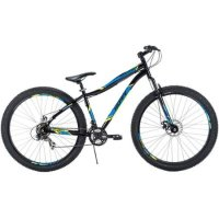 "Huffy 29"" Men's Warhawk Mid-Fat Tire Bike, Black"