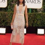 An image that may be familiar to you Foxes. In Miu Miu at the Golden Globes. One of my very best dressed picks.