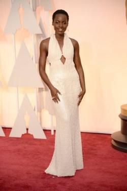 Lupita Nyongo_Calvin Klein_Oscars 2015_Rachel Fawkes_San Francisco Fashion Stylist
