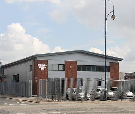 Fazakerly Rewinds Purpose Built Unit at 6-18 Esk Street, Liverpool