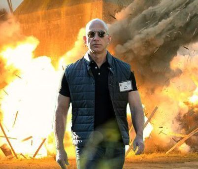 Jeff Bezos will be back