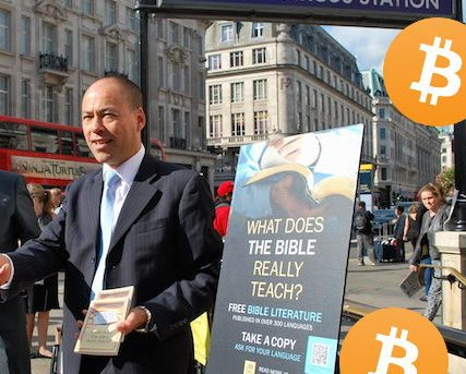 jehovahs witnessses are like bitcoin investors