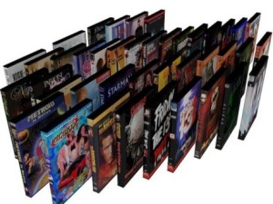 The (almost) definitive guide to Amazon sales rank for DVDs and VHS