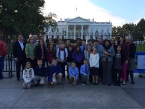 Photo 1 White House Tour Hockomock Area YMCA