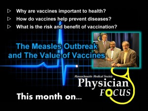 Measles Outbreak and The Value of Vaccines