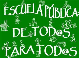 Apoyo a la Escuela Pública