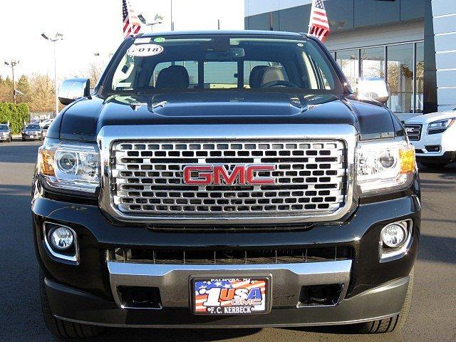 New 2018 GMC Canyon 4WD Denali For Sale   44 785    FC Kerbeck Rolls     2018 GMC Canyon 4WD Denali Sold