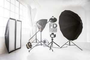 LA Fashion District photo Studio