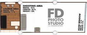 FD Photo Studio - Los Angeles Downtown