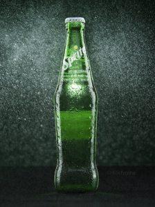 Toma Kostygina portfolio, bottle of Sprite