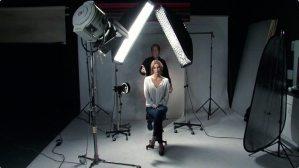 Studio lighting and equipment. Picture courtesy: J Schmelzer