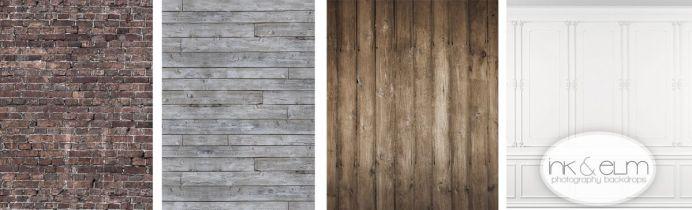 Floor/wall backdrops at FD Photo Studio