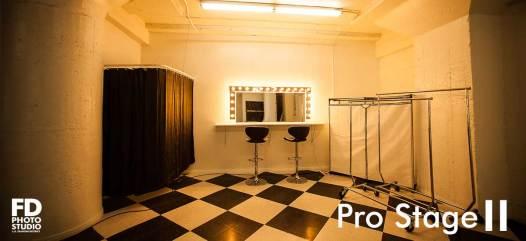 FD Photo Studio Pro Stage II with north facing windows