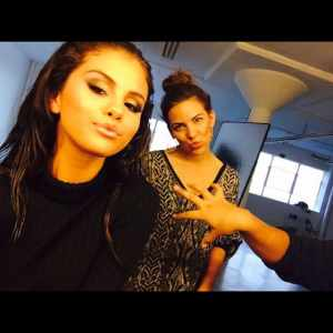 Selena Gomez at FD Photo Studio (2)