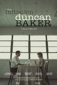 """The Initiation of Duncan Baker"" Movie Promotion"