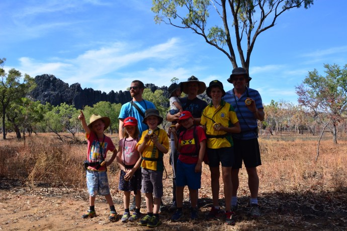 Chillagoe Caving Crew 2015