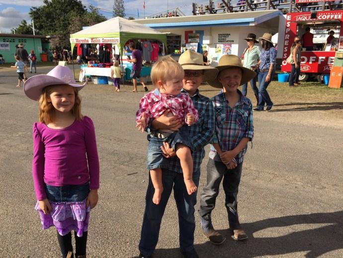 Mareeba Rodeo time 2015