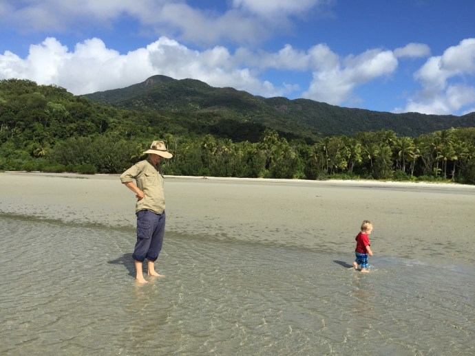 The Bloomfield Track to Cooktown was spectacular!