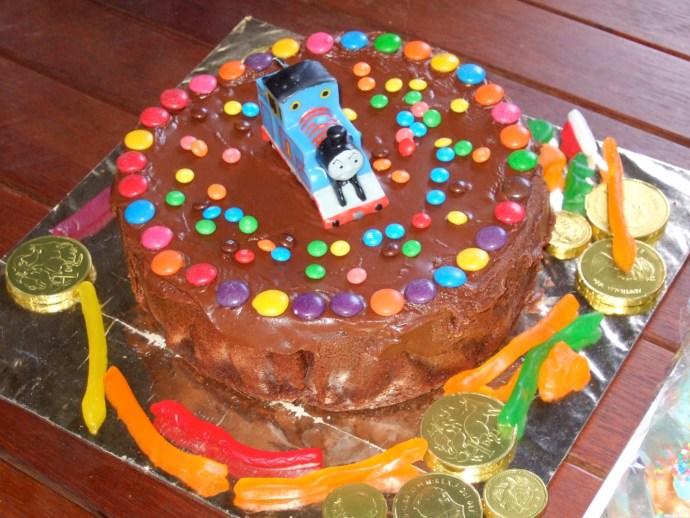 Jack's 2nd Birthday Cake