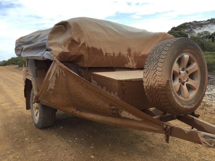 Very filthy car!