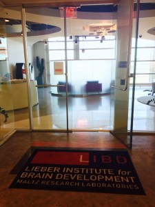 The Lieber Institute for Brain Development is located in Baltimore, Maryland