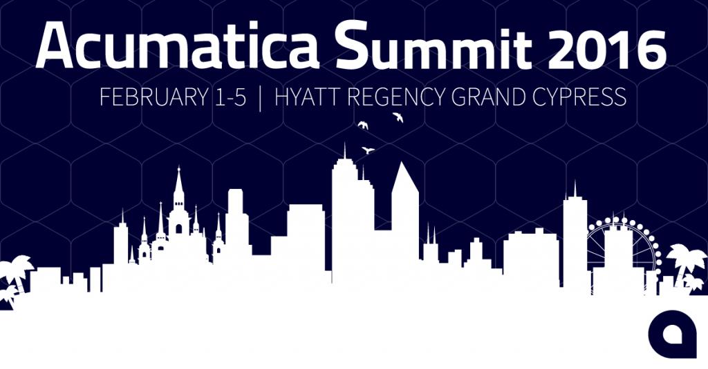 Acumatic Summit 2016