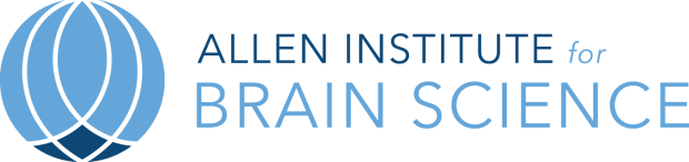 Allen Institute for Brain Science: Launching the Brain Map Atlas Logo
