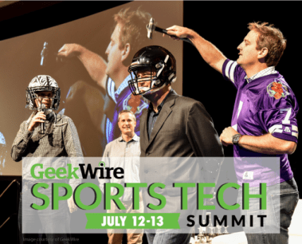 GeekWire Sports Tech Summit 2016