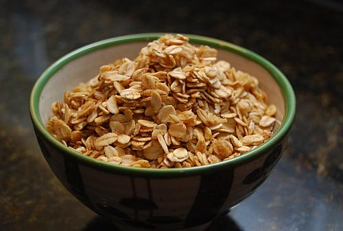 Fearless Food Allergy Mom - Best Nut Free Granola Recipe