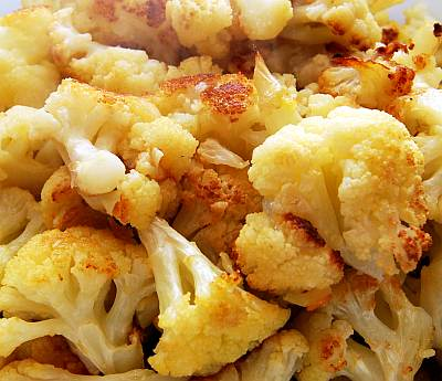 Roasted Cauliflower Recipe - Dairy Free, Soy Free, Gluten Free, Allergy Free - Fearless Food Allergy Mom