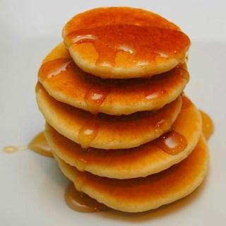 Gluten Free Pancake Recipe - dairy free egg free vegan soy free