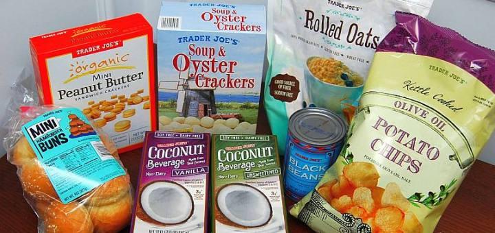 Trader Joe's Food Allergy Shopping List - Fearless Food Allergy Mom