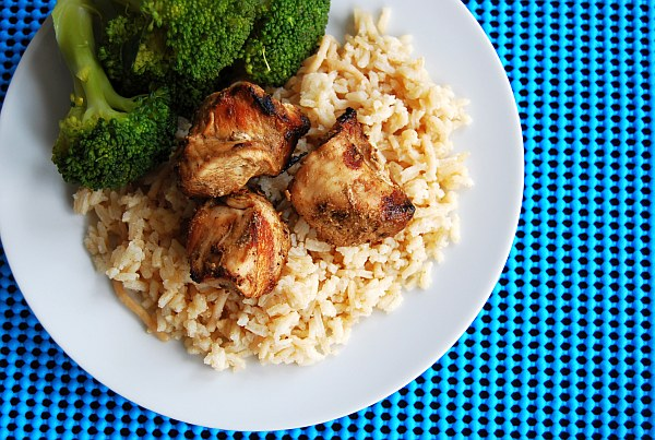 Best Chicken Marinade Recipe - Fearless Food Allergy Mom