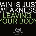 painweakness