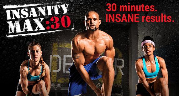 Insanity MAX:30