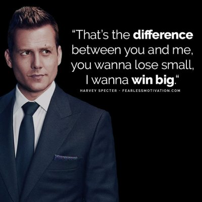 13 Ruthless Harvey Specter Quotes That Will Fire You Up