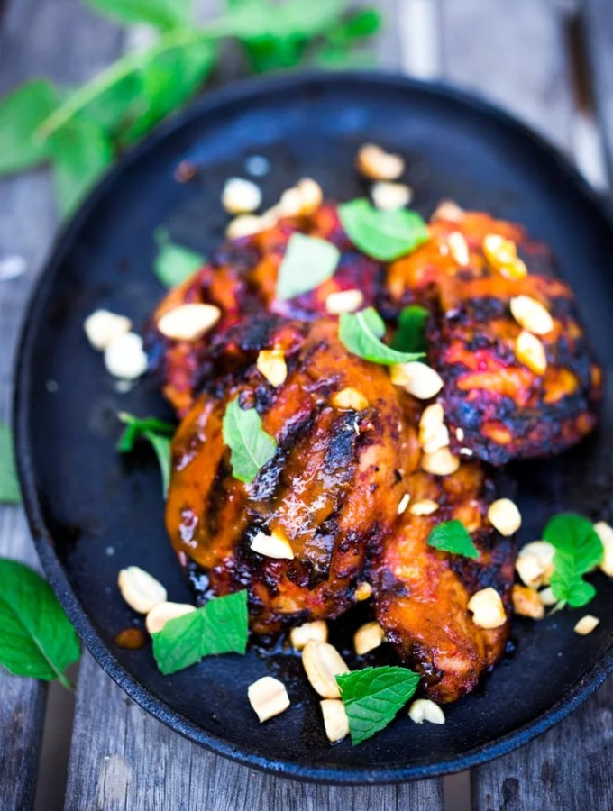 chicken breasts recipes dishmaps grilled indonesian chicken breasts ...