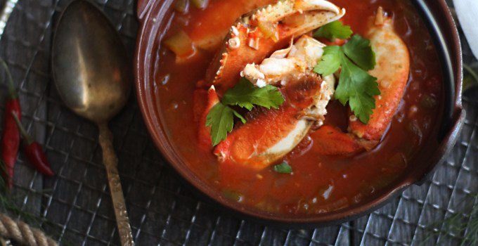 Game of Thrones: Peppercrab Stew