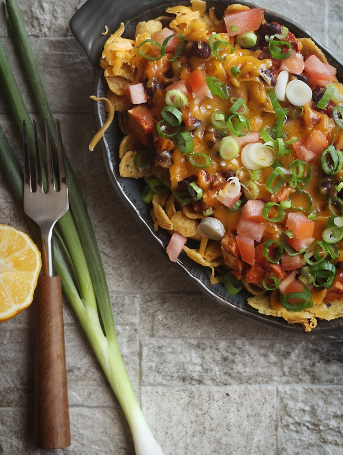 Gone Girl: Chicken Frito Pie Recipe