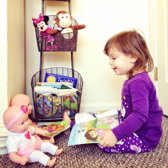 ReadingToBabies