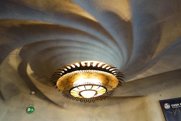 Gaudi Ceilings