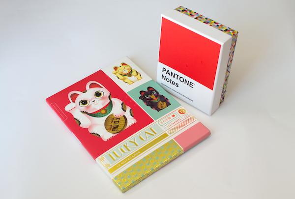 Cat Pantone Cards