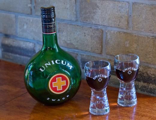 Budapest - Food Tour Unicum