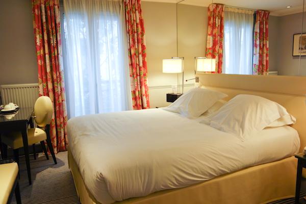 Relais Bosquet Bed