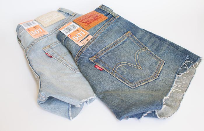 Levis shorts 2