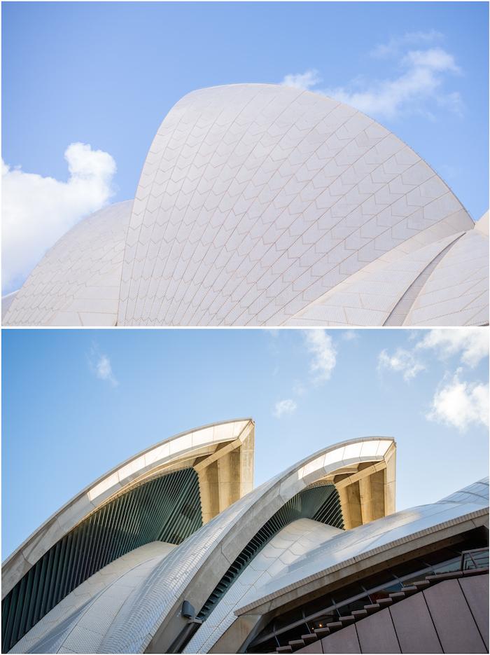 Sydney Opera House Roof